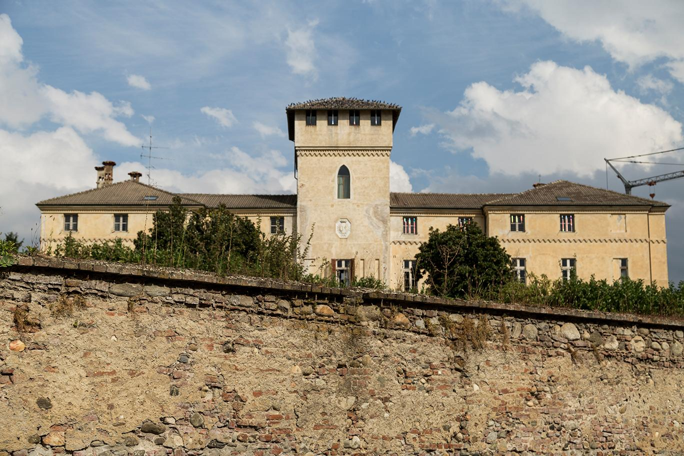 Schloss Della Porta – Suno