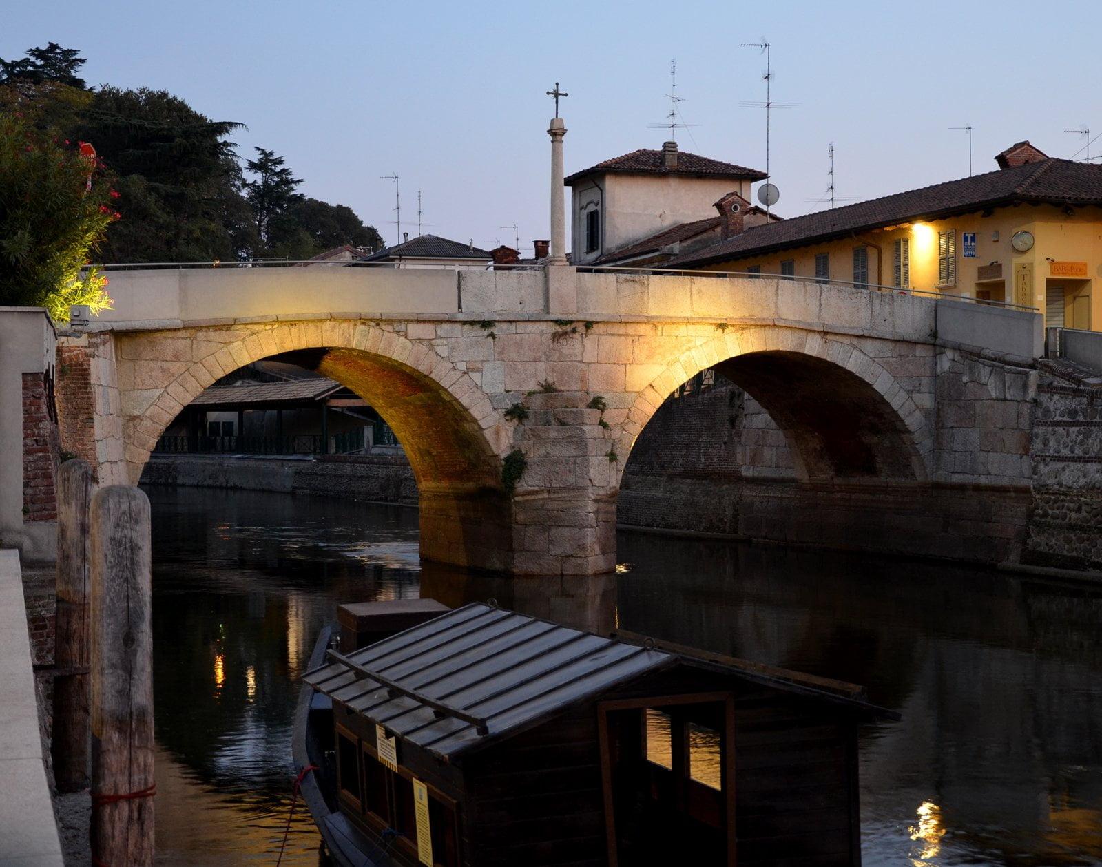 Boffalora Sopra Ticino ed il Naviglio Grande