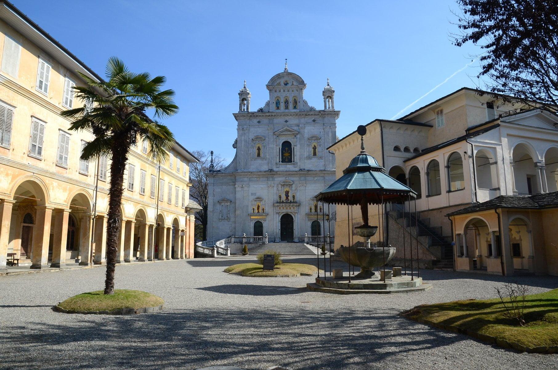 Varallo – Heiliger Berg